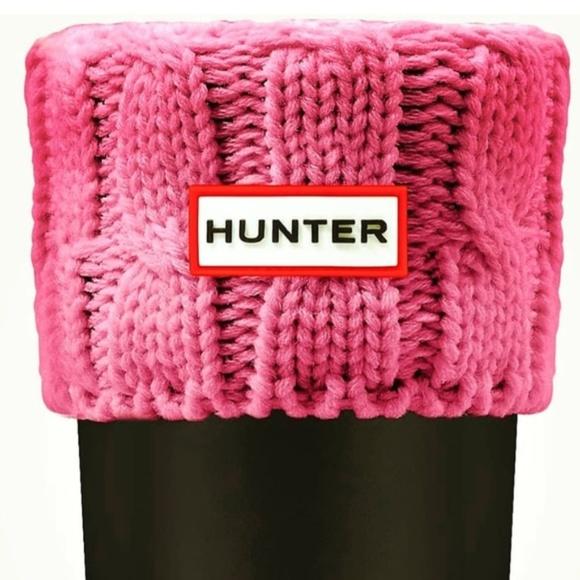 Hunter Accessories - 🍒NIB🍒 HUNTER BOOT SOCKS M PETITE